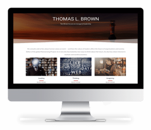 Thomas L Brown