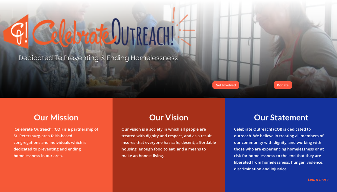 Celebrate outreach