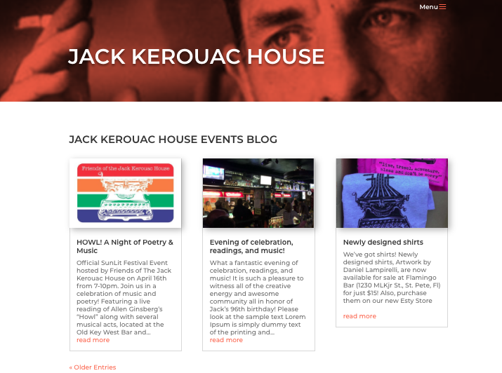 Friends of the Jack Kerouac