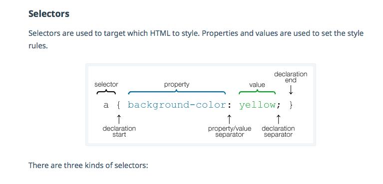 CSS Basics